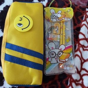 Other - 7/40$ Pencil pouch, free stationary set